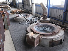 ZAS鋳造設備