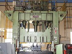 油圧プレスTHB300s